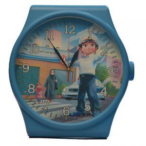 ساعت دیواری طرح مچی
